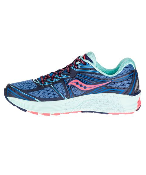 38073fbb586f Saucony Guide 9 Women Cobalt Coral - Saucony at the best price