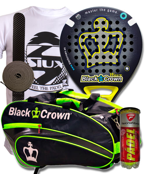 PACK BLACK CROWN WAVE 2014