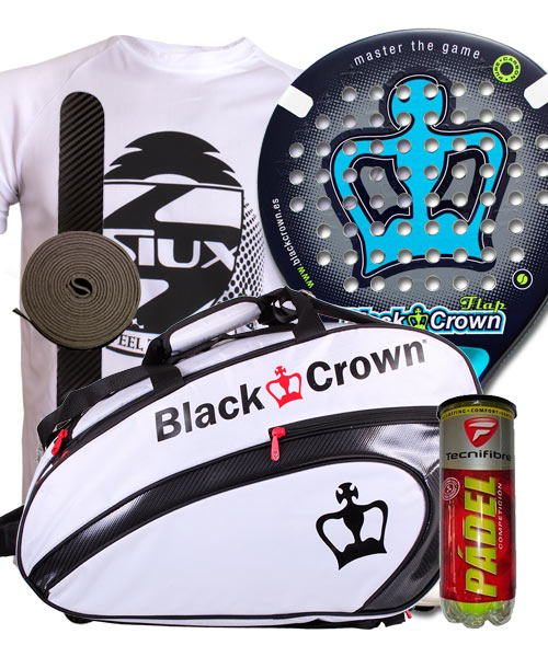 PACK BLACK CROWN FLAP 2014