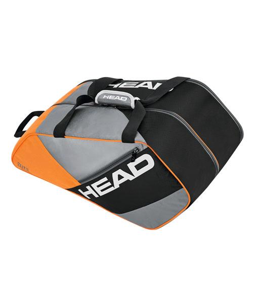 Sac De Padel Head Elite Padel Supercombi Orange Gris