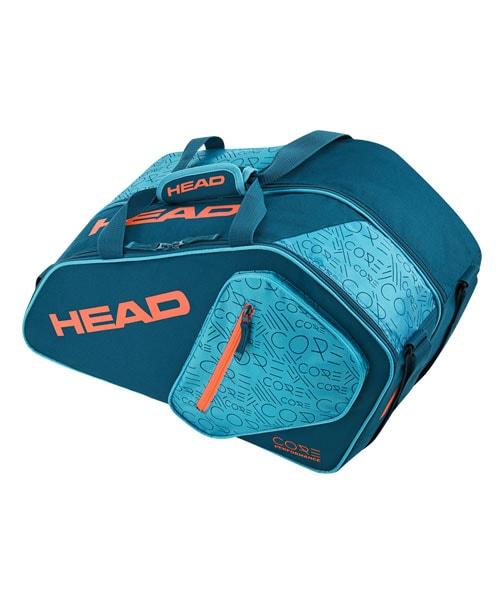 Sac De Padel Head Core Padel Combi Bleu