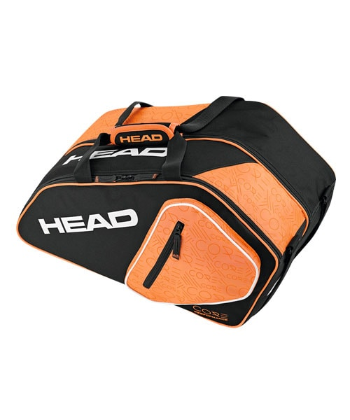 Sac De Padel Head Padel Combi Noir Orange