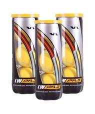 3 CANS OF VARLION LW PRO BALLS