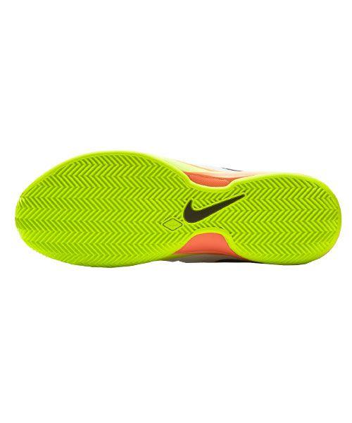 7965350df586 Nike Zoom Vapor 9.5 Tour Clay White Orange - Nike quality padel shoes