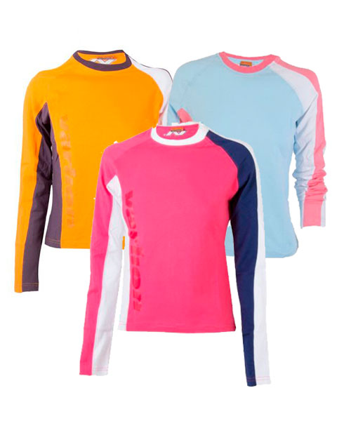 PACK VARLION 3 CAMISETAS INCA 921