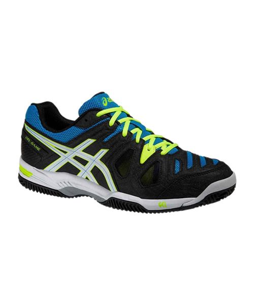 asics resolution 5 clay azules