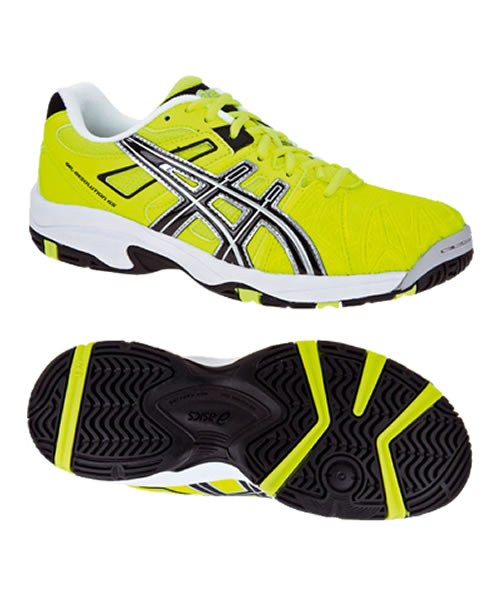 GEL ASICS 5 C310Y RESOLUTION GS 0490 AMARILLAS qUzrUdx