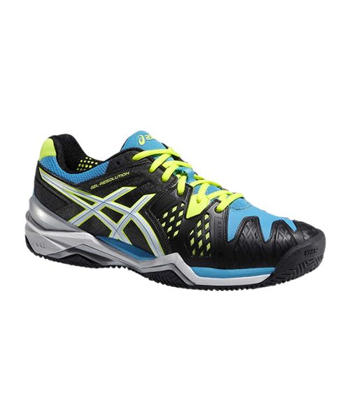 asics gel resolution 6 clay e553y