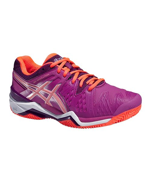 zapatillas asics gel resolution 6