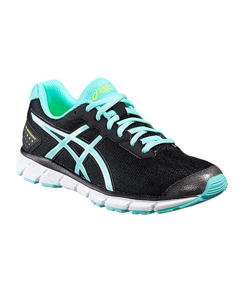 brand new 07536 ee19b ASICS GEL IMPRESSION 9 DONNA NERO BLU T6F6N 9078
