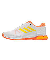 ZAPATILLAS ADIDAS BARRICADE CLUB NARANJA AMARILLO