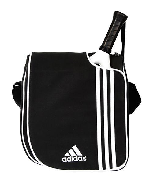 f9a6ce5d1 Bolsa de Padel Adidas Messenger Negra | Padelnuestro