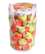 BAG OF 40 BALLS TECNIFIBRE MINI TENNIS