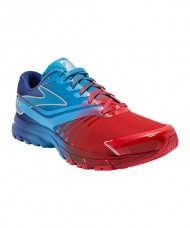 BROOKS LAUNCH 2 AZUL ROJO