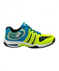 ZAPATILLAS BULLPADEL BARIN AMARILLO LIMON