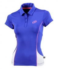 T-SHIRT WOMAN BULLPADEL BATERNA BLUE