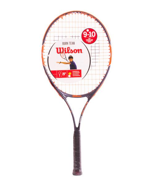 RAQUETA WILSON BURN TEAM 25