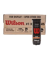 BOX OF 24 CANS WILSON PADEL