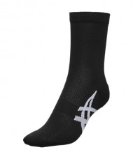 CALCETIN ASICS 2PP 1000 SERIES CREW SOCK BLACK 321740 0900
