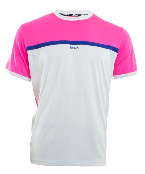 Camiseta Siux Apolo Rosa - camiseta de pádel - Padelnuestro 1cdc891662678