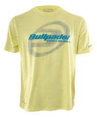 T-SHIRT BULLPADEL BIFERNO YELLOW