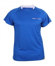 CAMISETA BLACK CROWN POINT AZUL BLANCO