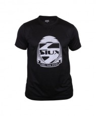 T-SHIRT SIUX TRAINING BLACK