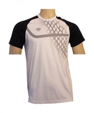 CAMISETA PADEL SESSION REICOR BLANCA