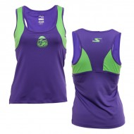 SLEEVELESS BLOUSE SIUX LAILA PURPLE