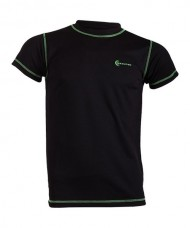 TECHNICAL T-SHIRT ECLYPSE BLACK GREEN