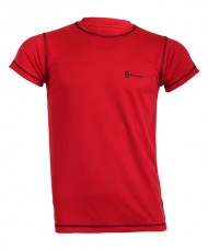 TECHNICAL T-SHIRT ECLYPSE RED BLACK