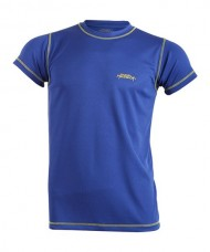 CAMISETA TECNICA PADEL SESSION ROYAL AMARILLO
