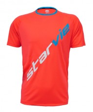 CAMISETA STAR VIE TOUR ROJA