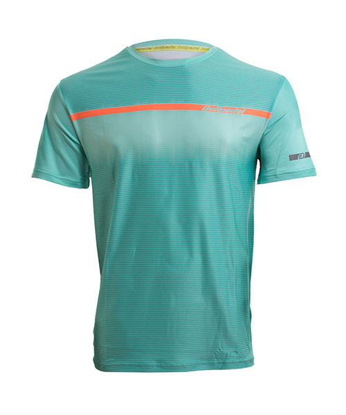 T-SHIRT BULLPADEL VITORIO SEA BLUE