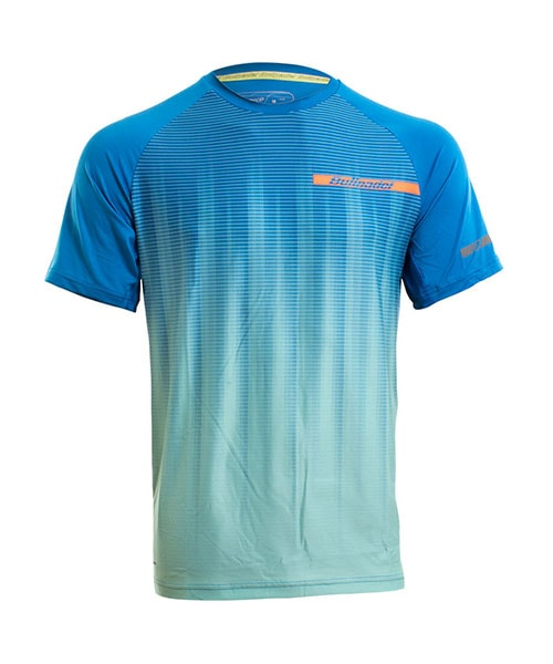 CAMISETA BULLPADEL VIVOY AZUL REAL