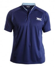 POLO SHIRT WINGPADEL IVO NAVY BLUE
