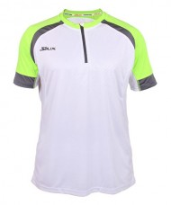 T-SHIRT SIUX SUMPRA WHITE GREEN