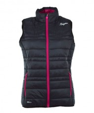 CHALECO JHAYBER VEST WOMAN NEGRO