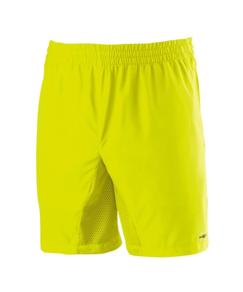 PANTS HEAD CLUB SHORT LEMON