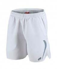 SHORT SWEATPANTS BULLPADEL DAROCA WHITE