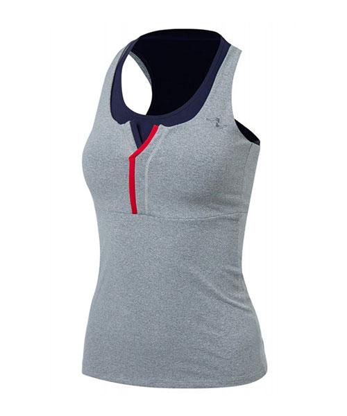 c71b3151b455d camiseta naffta de tirantes gris