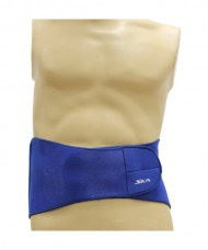 NEOPRENE LUMBAR BELT WITH SIUX PROTECTIONS BLUE