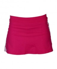FALDA BLACK CROWN NANTES FUCSIA ROSA