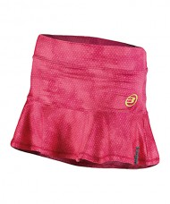 SKIRT BULLPADEL BRUNA FUCHSIA