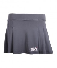 SKIRT WINGPADEL W-LIRNE GREY