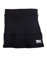 SKIRT WINGPADEL W-MIRTA BLACK