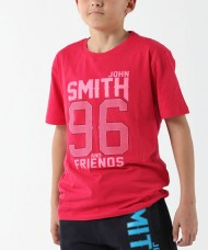 CAMISETA JOHN SMITH FAXCOL JUNIOR AMAPOLA