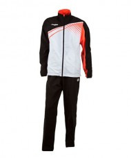 TRACKSUIT JHAYBER FLASH BLACK ORANGE