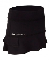FALDA BLACK CROWN CRETA NEGRA