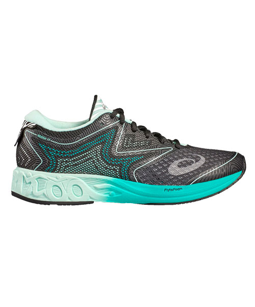 67494cce8 ASICS GEL NOOSA FF MUJER GRIS TURQUESA T772N 9087